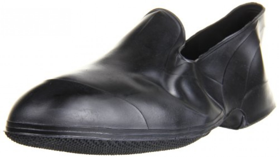 Tingley Men's Storm Stretch Overshoe,Black,S(6.5-8US Mens 5-6.5US Wmn) by Tingley