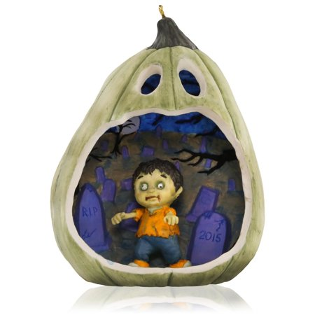 Hallmark Ornament 2015 Happy Halloween #3 - - Happy Halloween Workplace