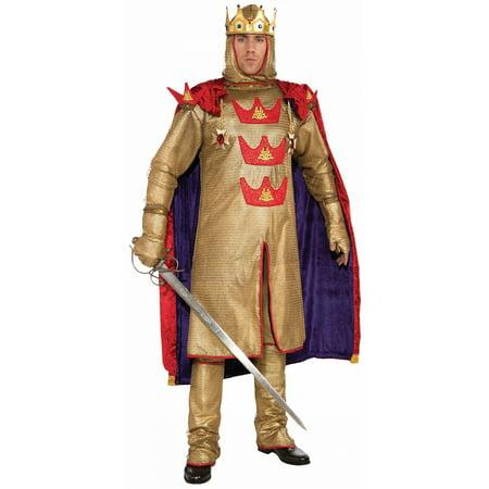 King Arthur Adult Costume - Small - Arthur Read Halloween Costume