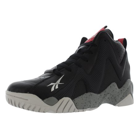 Reebok Kamikaze II Mid Basketball Men s Shoes Size 8af5fa588