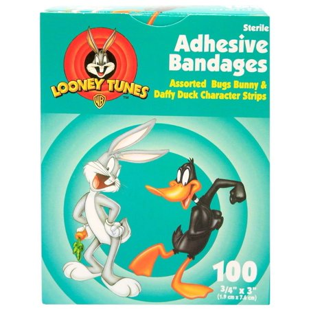 Children's Adhesive Bandages - 3/4