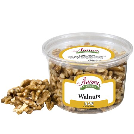Aurora Natural Roasted Mixed Nuts, Salted, 9 Oz