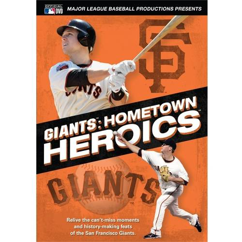 MLB: San Francisco Giants Hometown Heroics (Widescreen) by LIONS GATE ENTERTAINMENT CORP