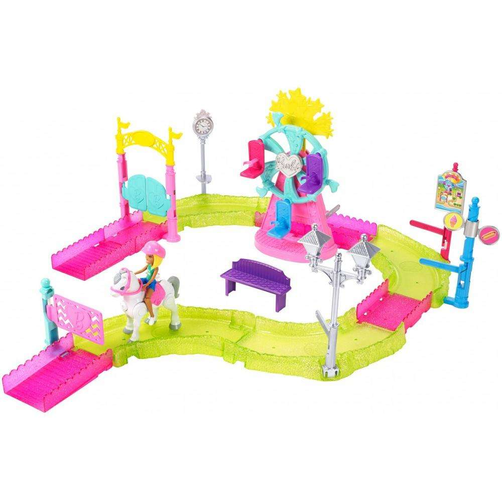 Barbie On The Go Carnival Playset by Mattel