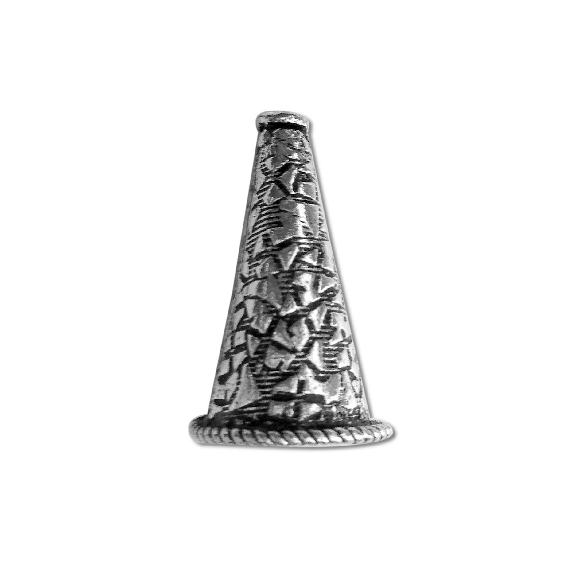 Silver Overlay Cone CSF-194