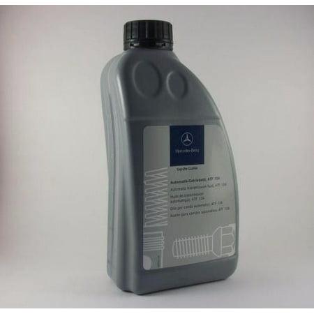 Truck Transmission - Mercedes Benz original Transmission Fluid 1 Liter 001989680313