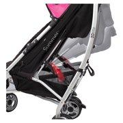 Summer Infant 3d Lite Convenience Stroller Hibiscus Pink Walmartcom