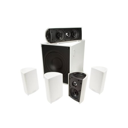 Definitive Technology ProCinema 600 5.1 Channel Home Theater Speaker System by
