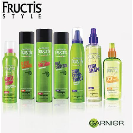 Garnier Fructis Style Collection