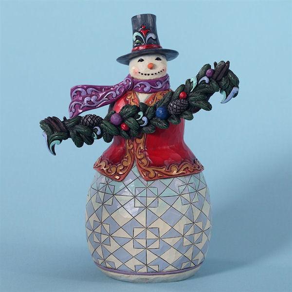 ENESCO Heartwood Creek Christmas 4027712 Trimmed With Goo...