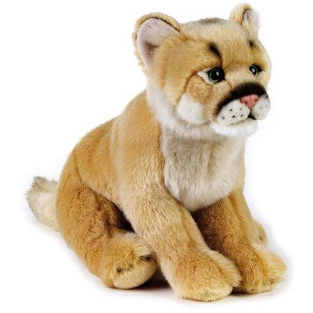 Lelly National Geographic Plush, Mountain Lion