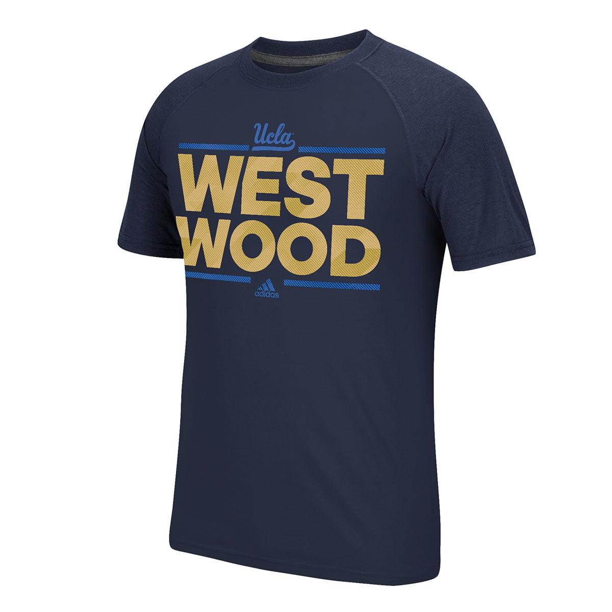 Adidas UCLA Bruins Dassler City Nickname T-Shirt (Navy)