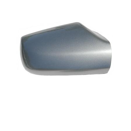 Motorking Tm1001cv R K12 Silver Passenger Side Mirror Cap Cover  Fits For 07 12 Nissan Altima