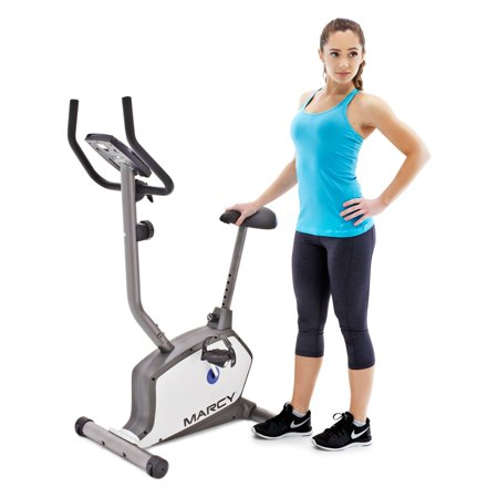 Marcy NS-1201U Magnetic Resistance Upright Bike