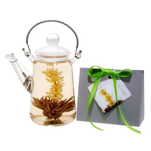 Tea Beyond 2 Piece 0.5-qt. Blooming Tea Set