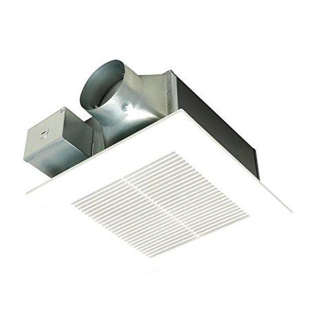 panasonic fv0811vf5 vent fan light 80 or110cfm. Black Bedroom Furniture Sets. Home Design Ideas