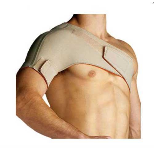 Thermoskin Sports Shoulder Universal-Black-X-Large