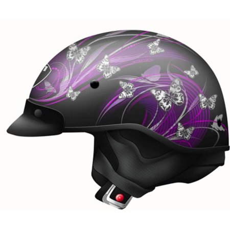 Zoan Route 66 Butterfly Graphics Helmet