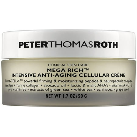 Peter Thomas Roth Mega Rich Intensive Anti-Aging Cellular Creme, 1.7 (Orchidee Imperiale Rich Cream)