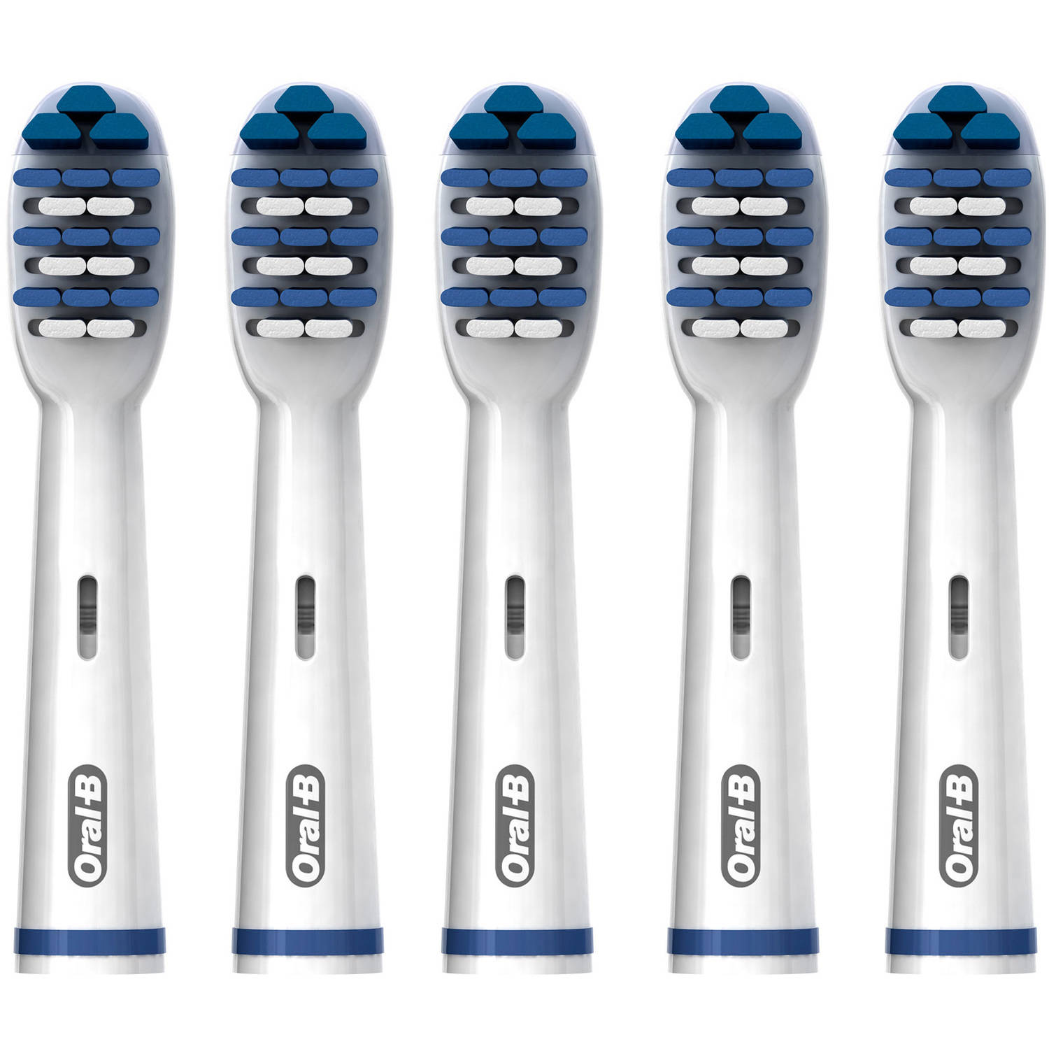 Oral-B Deep Sweep Replacement Electric Toothbrush Heads, 5 count