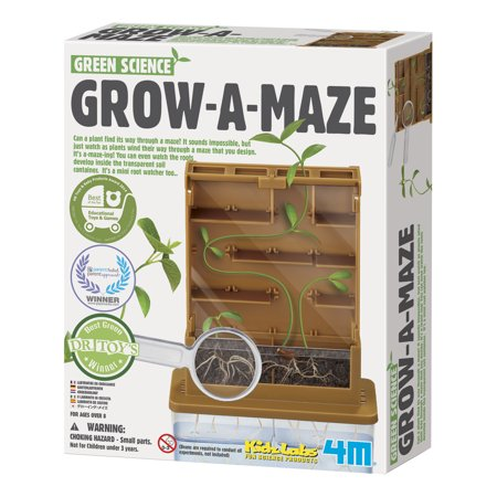 4M Green Science Grow-A- Maze Kit](Green Science Kits)