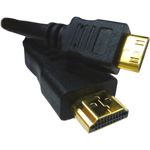 Professional Cable 2m Mini HDMI to Regular HDMI Cable