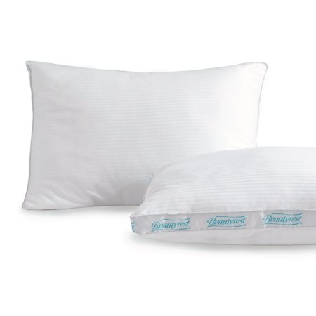 - Beautyrest 400TC Pima Cotton Firm Pillow in Multiple Sizes, Set of 2