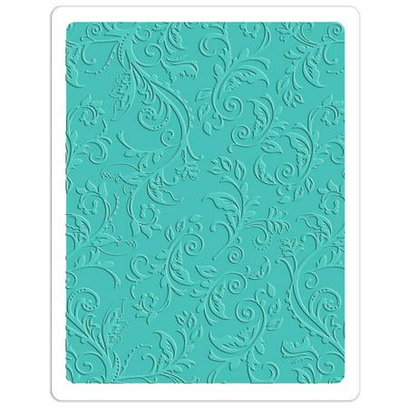 Sizzix Textured Impressions Plus Embossing Folder Botanical