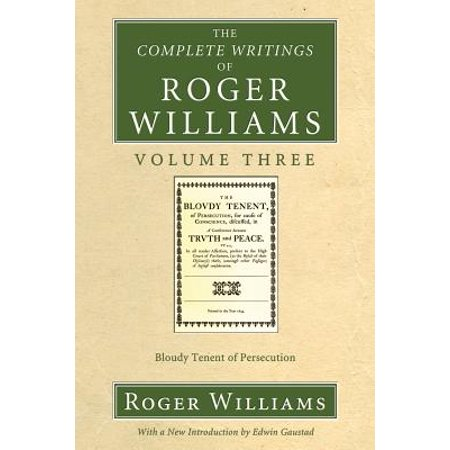 The Complete Writings of Roger Williams, Volume 3 - Roger Williams Park Halloween