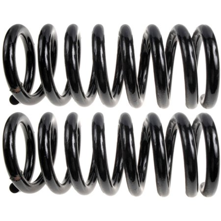 AC Delco 45H0321 Coil Springs For Chevrolet S10, Front S10 Coil Springs