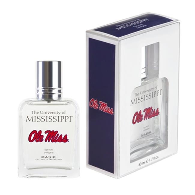 Masik NCAA Mississippi Rebels Men's Cologne Spray