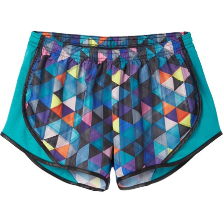 soffe juniors' printed team shorty shorts
