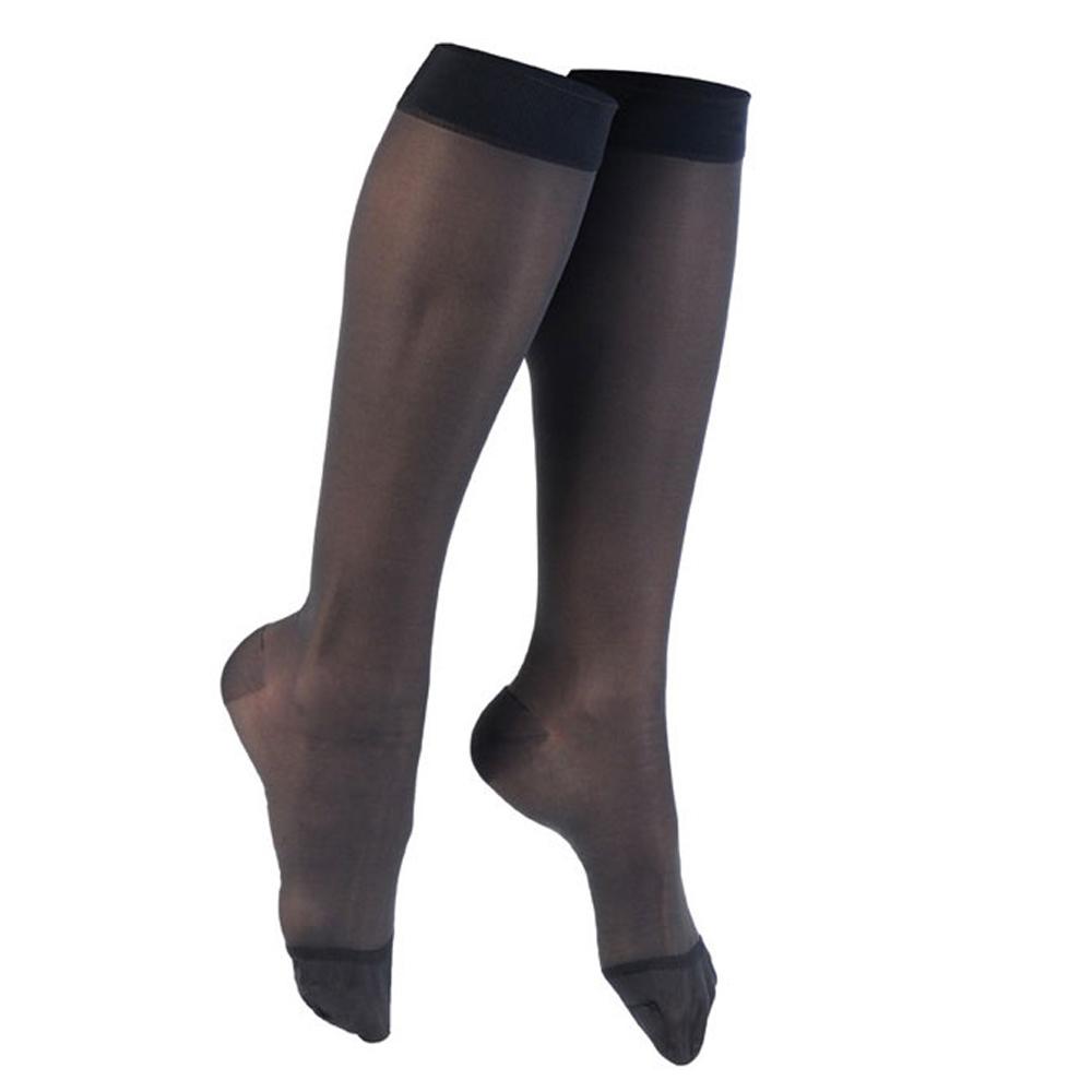 Venosan Legline Super Sheer 15-20mmHg Women's Sheer Stocking Below Knee Closed Toe