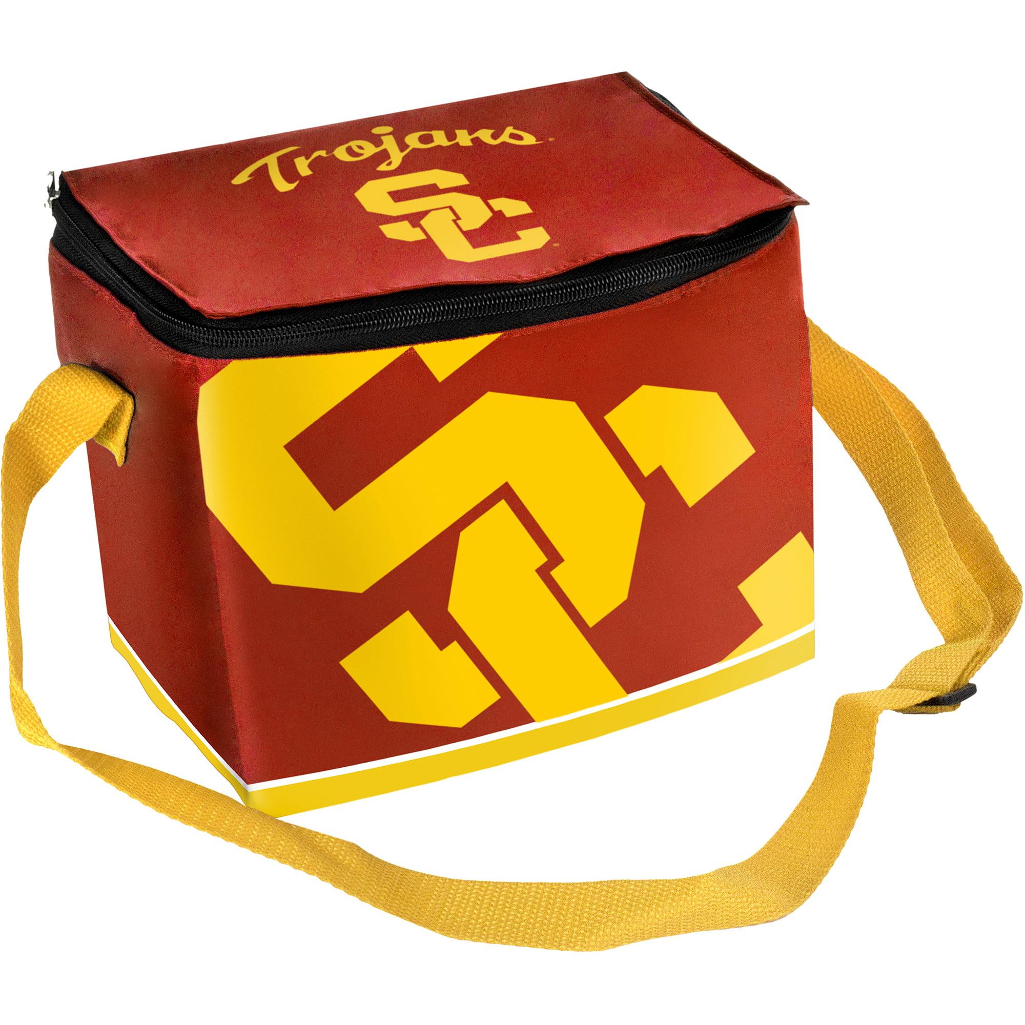 NCAA Zipper Lunch Bag - University of Southern California Trojans - USC
