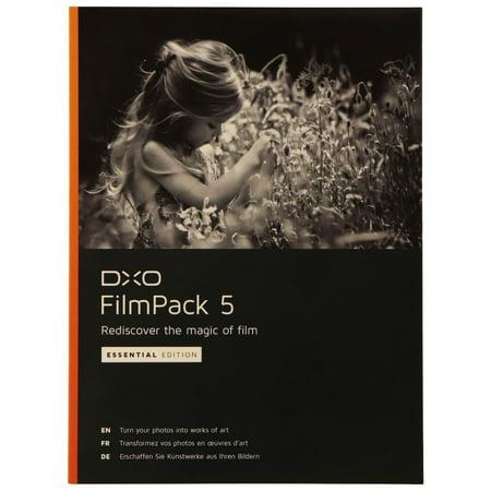 DxO Labs FilmPack 5 Essential Edition Image Processing Software (Processing Software)