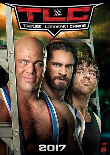 WWE: TLC: Tables, Ladders and Chairs by WORLD WRESTLING
