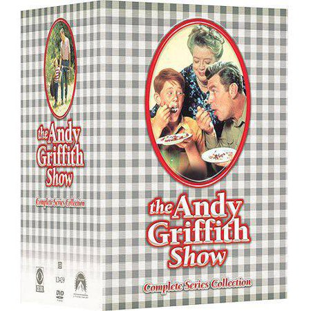 The Andy Griffith Show  The Complete Series  Full Frame