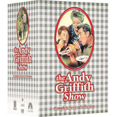 The Andy Griffith Show: The Complete Series (Full Frame)