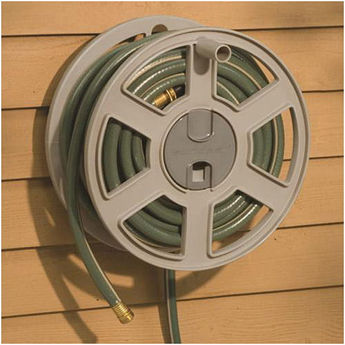 Suncast 100' Side Winder Hose Reel by Generic