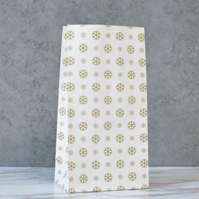 KABOER Candy Bag Snowflake Crisp Cosmetic Bag Cookie Nougat Bag Christmas Apple Bag ()