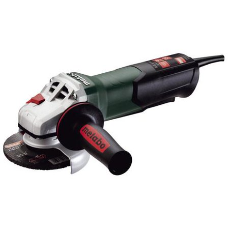 Metabo 600380420 8.5 Amp 4-1/2 in. Angle Grinder with Non-Locking Paddle Switch