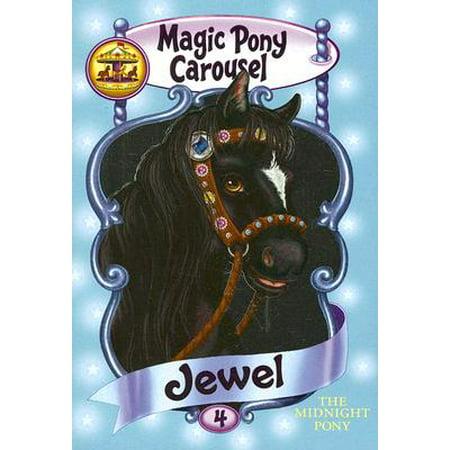 Magic Pony Carousel #4: Jewel the Midnight Pony (Fantasy Carousel)