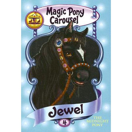 Magic Pony Carousel #4: Jewel the Midnight