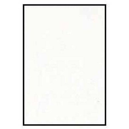 Crescent 3297 Colored Mat Board, Multiple Sizes, 14-Ply Thickness, Arctic White, 10pk