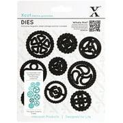 Xcut Chronology Dies-Cogs