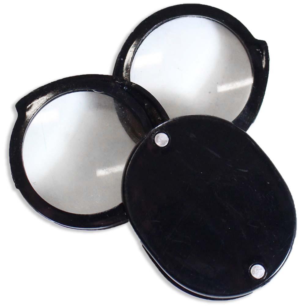 Multiple Lens Pocket Sized Loupe
