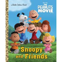 Peanuts Movie: Snoopy and Friends (Hardcover)