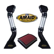 Airaid 883-300 Powersports Air Intake with Snorkel with Black Air Filter Wrap