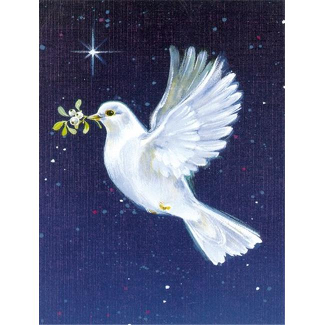 Carolines Treasures AAH1624GF Peace Dove with the Olive Branch Flag Garden Size - image 1 de 1