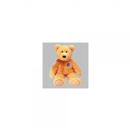 TY Beanie Buddy Bear Sunny the e-Beanie Golden Yellow Teddy - Walmart.com 4c49b4e95881